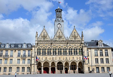 Mairie de st Quentin