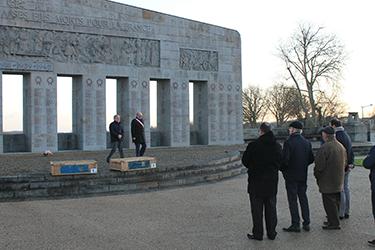 gerbe monument aux morts